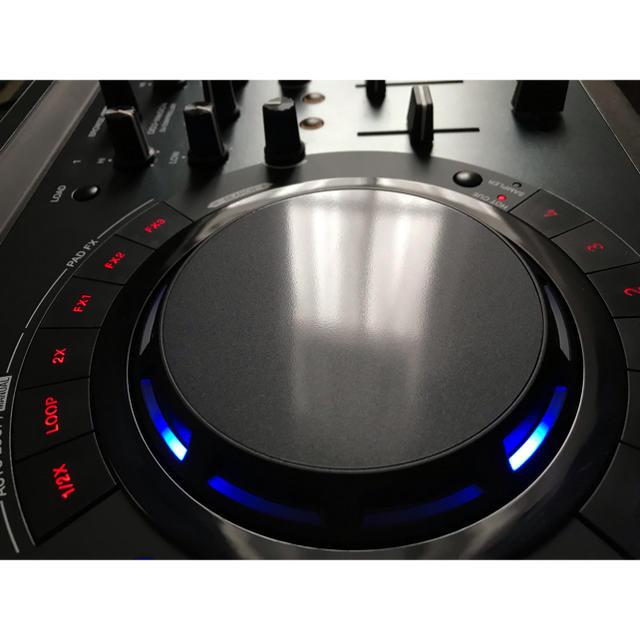 Pioneer(パイオニア)のPioneer DDJ-WEGO4 デッキセーバー付き 楽器のDJ機器(DJコントローラー)の商品写真