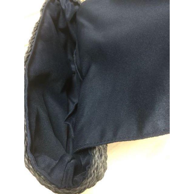 RayCassin(レイカズン)の新品レイカズンRAY CASSINスクエアバスケットバッグ かご定価5292円 レディースのバッグ(かごバッグ/ストローバッグ)の商品写真