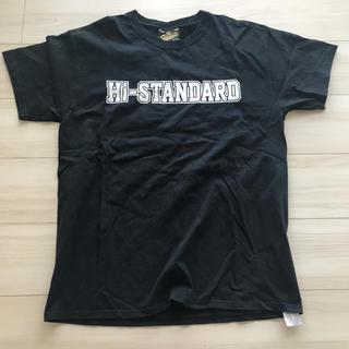 HIGH!STANDARD - Hi-STANDARD Tシャツ  L