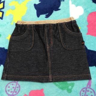 ミキハウス(mikihouse)のミキハウス スカート 80(スカート)