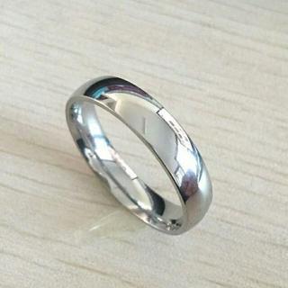 シンプルラウンドリング☆シルバー(リング(指輪))