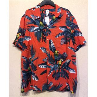 エイチアンドエム(H&M)の【H&M】新作&新品 parrot アロハシャツ(シャツ)