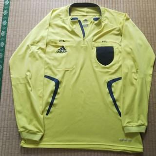 アディダス(adidas)のアディダス サッカー ジャージサイズO(ウェア)