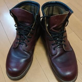 レッドウィング(REDWING)のレッドウィング 1911 初期ベックマン クロムエクセルレザー 8.5D(ブーツ)