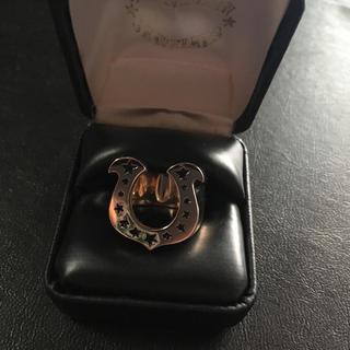 テンダーロイン(TENDERLOIN)のテンダーロイン  8k ホースシューリング 14号(リング(指輪))