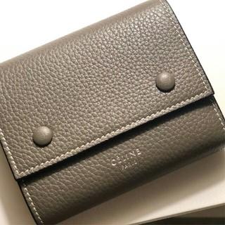 セリーヌ(celine)のCELINE 財布 本物(折り財布)