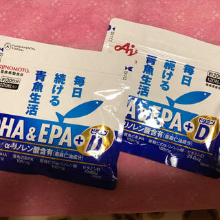 アジノモト(味の素)の味の素 DHA EPA(その他)