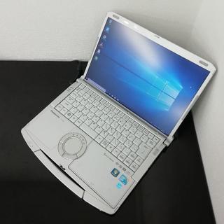 パナソニック(Panasonic)のPanasonic B5 ノートPC Win10 Core i5 4GB 320(ノートPC)