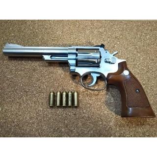 S&W 357 MAGNUM 6inch コクサイ モデルガン(モデルガン)
