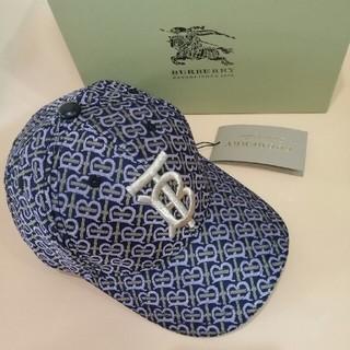 バーバリー(BURBERRY)のBURBERRY バーバリー    キャップ  男女兼用 帽子(キャップ)