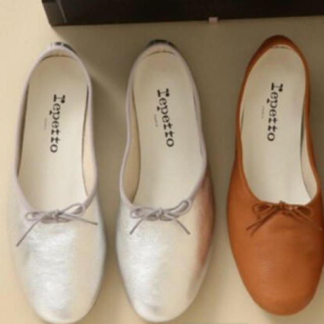 repetto(レペット)のレペット  アローズ別注MANON  新品タグ付 レディースの靴/シューズ(バレエシューズ)の商品写真