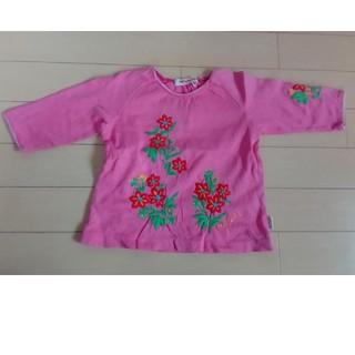 パーソンズキッズ(PERSON'S KIDS)のPERSON'S KIDS 七分袖カットソー90サイズ(Tシャツ/カットソー)