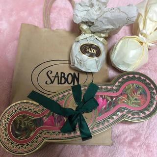 サボン(SABON)のSABON クリスマスギフトセット 新品美品 バスボム付き(バスグッズ)