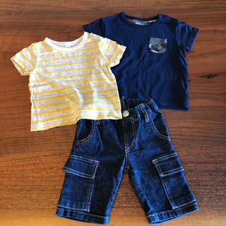 マーキーズ(MARKEY'S)の✳︎おトク!✳︎ 80サイズ お洋服セット マーキーズ UNIQLO(Tシャツ)
