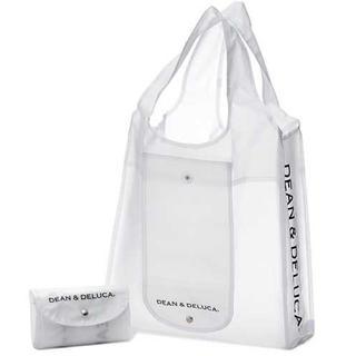 ディーンアンドデルーカ(DEAN & DELUCA)のディーンアンドデルーカ ショッピングバッグ 新品 クリア 限定(エコバッグ)