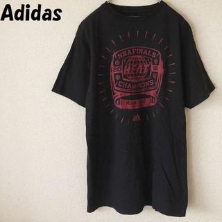 アディダス(adidas)の【人気】アディダス 2012年 NBA FINALS プリントTシャツ サイズM(Tシャツ/カットソー(半袖/袖なし))