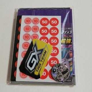 ポケモン(ポケモン)のポケモンカード エーフィ&デオキシス付属品(Box/デッキ/パック)