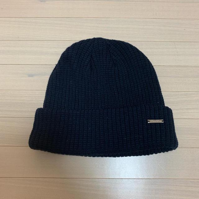 niko and...(ニコアンド)のニット帽 レディースの帽子(ニット帽/ビーニー)の商品写真