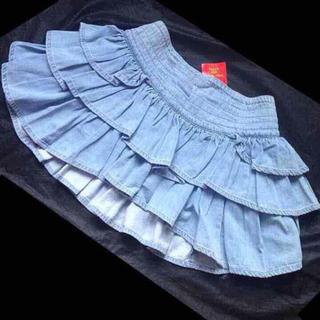 ヴィヴィアンウエストウッド(Vivienne Westwood)の⭐️日本製 ヴィヴィアンウエストウッド デニムスカート 03 ⭐️(ミニスカート)