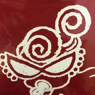 ヒステリックミニ(HYSTERIC MINI)の刺繍スカートブルマセット(スカート)