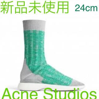 アクネ(ACNE)の【新品未使用】Acne Studios Batilda Lurex アクネ(スニーカー)