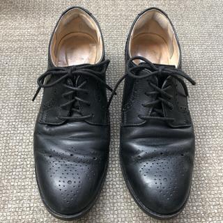 クラークス(Clarks)のclarks オックスフォードシューズ ブラック (ローファー/革靴)