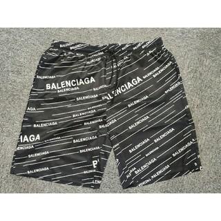 バレンシアガ(Balenciaga)のbalenciagaビーチパンツ 水着 メンズ(ショートパンツ)
