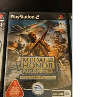 PlayStation2 - メタルオブオナー ライジングサン