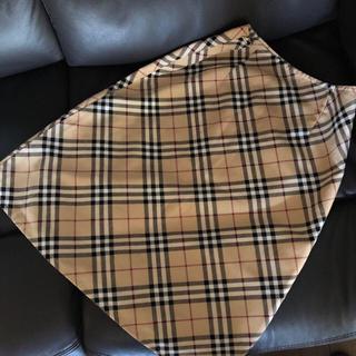 バーバリー(BURBERRY)のBurberry バーバリースカート 未使用(ひざ丈スカート)