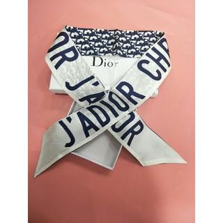 ディオール(Dior)の正規品DIOR デイオール リボンスカーフ レディース(バンダナ/スカーフ)