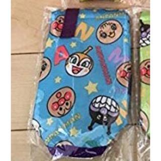 アンパンマン(アンパンマン)のアンパンマン保冷バッグ水色専用(弁当用品)
