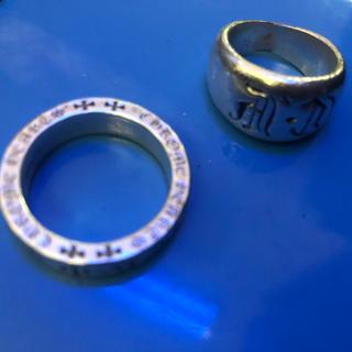 クロムハーツ(Chrome Hearts)のクロムハーツ リング 2つセット(リング(指輪))