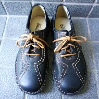 クラークス(Clarks)のクラークス Clarks ORIGINALS 革靴シューズ UK 4 1/2(ローファー/革靴)