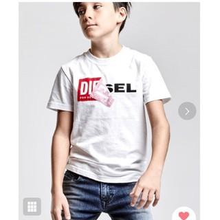 ディーゼル(DIESEL)のさや様専用★   新品未開封★DIESEL ロゴTシャツ 6Y(Tシャツ/カットソー)