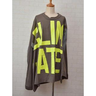 ヴィヴィアンウエストウッド(Vivienne Westwood)のVivienne Westwood スクイグルシャツ 新品(カットソー(長袖/七分))