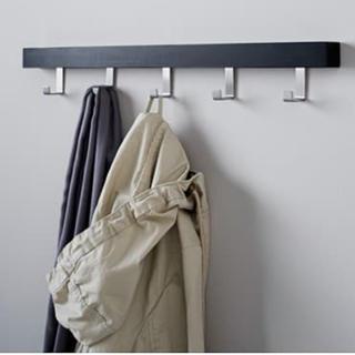 イケア(IKEA)の❤︎IKEA TJUSIG 60cm ブラック❤︎(棚/ラック/タンス)