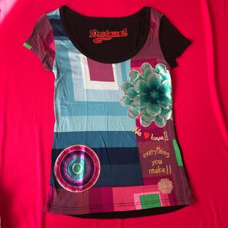 デシグアル(DESIGUAL)のデジグアル Tシャツ desigual(Tシャツ(半袖/袖なし))