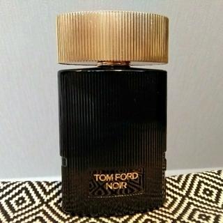 トムフォード(TOM FORD)の★TOM FORD トムフォード ノワール 50ml 8割くらい★(香水(女性用))