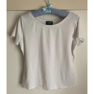 シャネル(CHANEL)の激レア美品 ヴィンテージ シャネル トップス(Tシャツ/カットソー(半袖/袖なし))