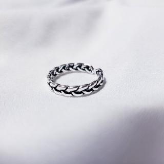 チェーンリング シルバーリング(リング(指輪))