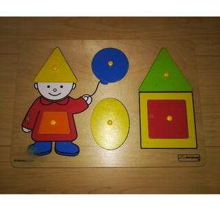 ボーネルンド(BorneLund)のボーネルンド パズル(知育玩具)