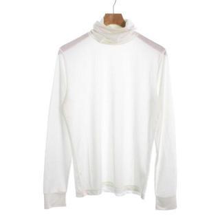 JOHN LAWRENCE SULLIVAN - ジョンローレンスサリバン  タートル 白 カットソー tシャツ