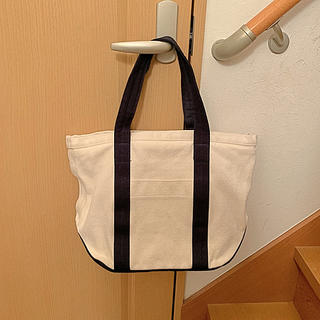 ムジルシリョウヒン(MUJI (無印良品))の無印良品 MUJI キャンバス トートバッグ(トートバッグ)