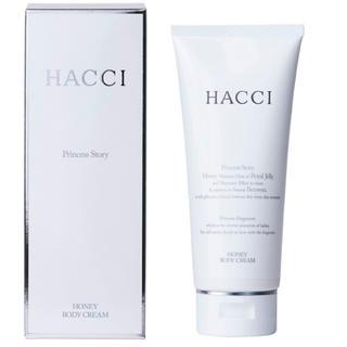 ハッチ(HACCI)のHACCI ボディクリーム(ボディクリーム)