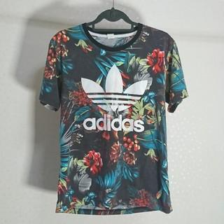 アディダス(adidas)のadidas シャツ(Tシャツ/カットソー(半袖/袖なし))