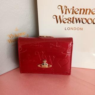 Vivienne Westwood  がま口財布 新品 レッド 超人気