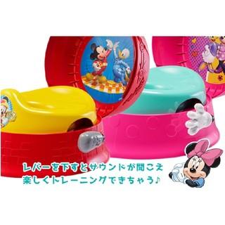 Disney - mickey☆車のおまる