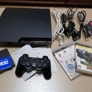 PlayStation3 - PS3 本体+torne+ゲーム1本