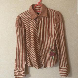 ディーゼル(DIESEL)のデーゼルの長袖シャツです。(シャツ/ブラウス(長袖/七分))