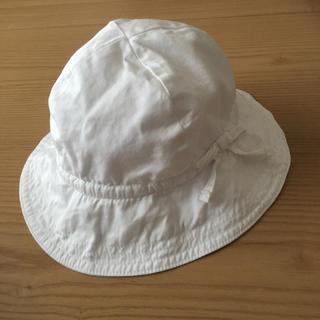 ベビーギャップ(babyGAP)のbabygap  ベビー 帽子 ハット 美品(帽子)